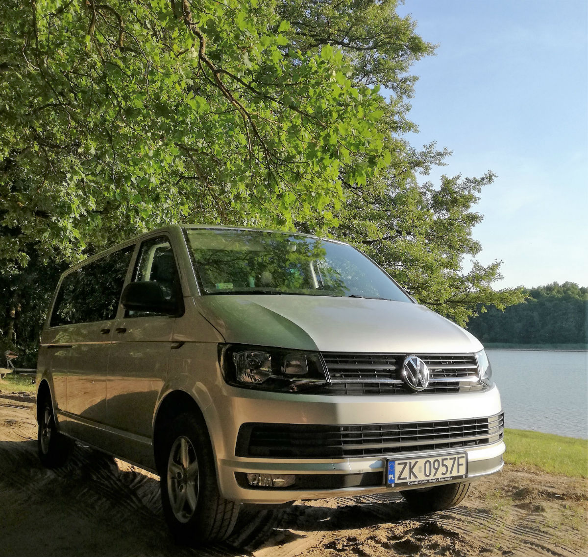 VW CARAVELLE - 250.00 pln/doba - kaucja 500.00 pln