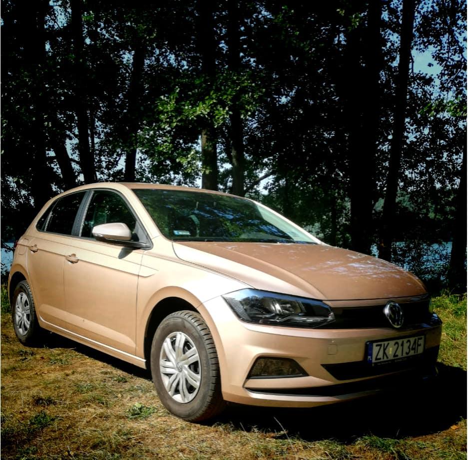 VW POLO - 120.00pln/doba - kaucja 500.00pln